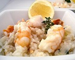 Find the best family food recipes such as seafood risotto that are quick and quality tested. Cook seafood risotto for dinner, snacks, pancakes, kids cooking and muffins. Find free recipes at babble.com's family kitchen