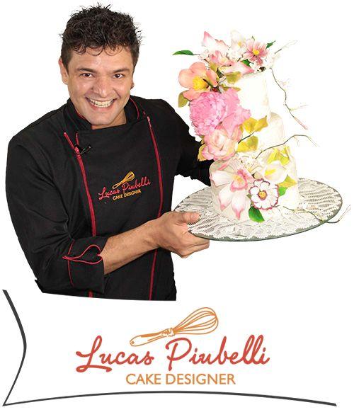 Semana-da-Confeitaria - Curso de Bolos Decorados por Lucas Piubelli
