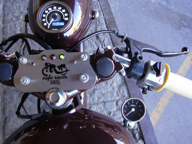 Cafe Racer Bikes, taller y tienda de motos
