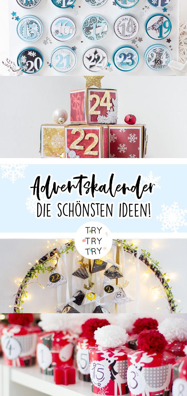 6 Diy Adventskalender Zum Nachmachen Hula Hoop Reifen