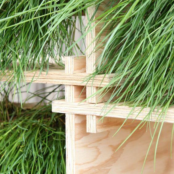 Jardins, Jardins : Standard numéro 4 - végétalisé