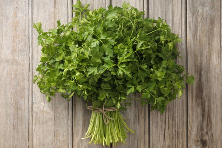 The Best Way To Store Fresh Herbs Freezing Parsley 400 x 300