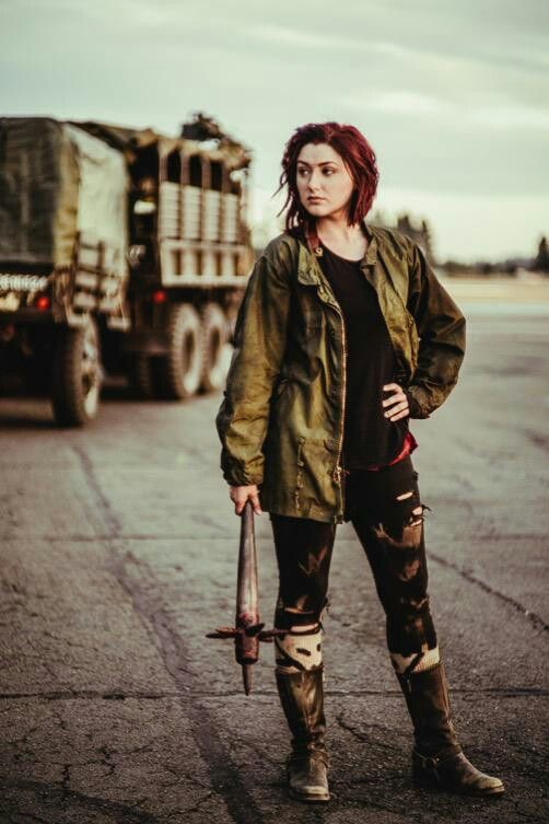 Z Nation Anastasia Baranova as Addy