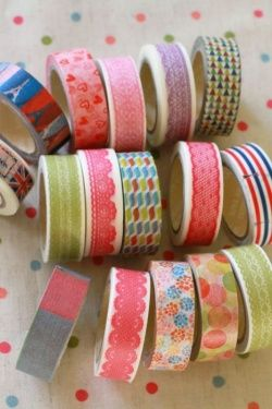 $2 Lucky Dip Washi Tapes from Chibi Run