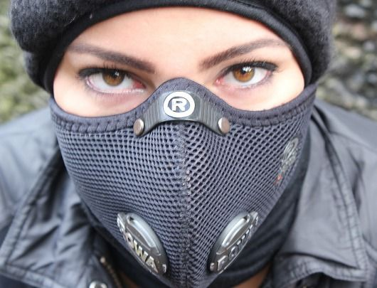 RESPRO® ULTRALIGHT™ SPORTS FACE MASK, to breathe more ...