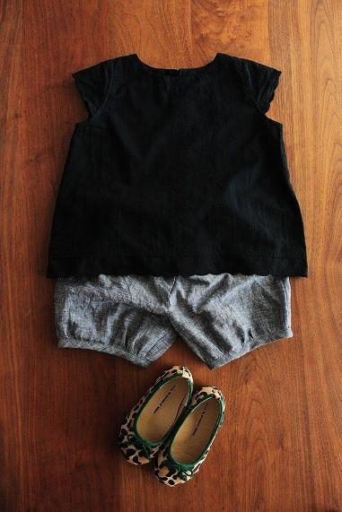 ハンドメイドのベビー服の店