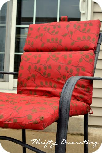 best  about Patio furniture makeover on Pinterest