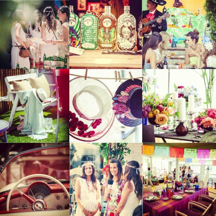 The Wedding Experience: Frida & Diego www.weddingstyle.es