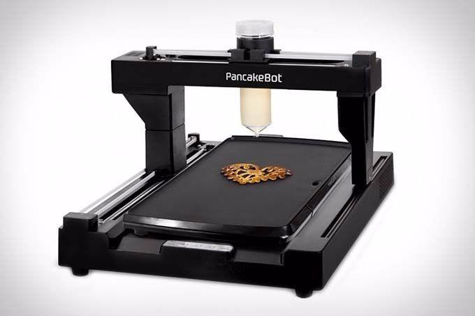 WinNetNews.com - Mungkin bagi orang dewasa, Printer 3D untuk membuat makanan memang terlihat biasa. Tetapi untuk anak-anak, ini bisa menjadi acara makan paling membahagiakan setiap hari. Ya, apalagi kalau anak sahabat sulit makan, dan tidak tertarik pada kegiatan masak-memasak. PancakeBot bisa menjadi