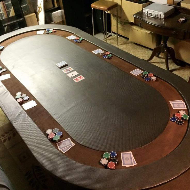 Racetrack Poker Table Plans Woodworking Projects Amp Plans