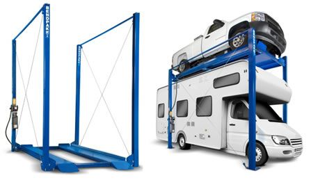 BendPak HD-7PXW Four Post Super Tall Vehicle Lift | Exclusive Canadian Authorized Dealer
