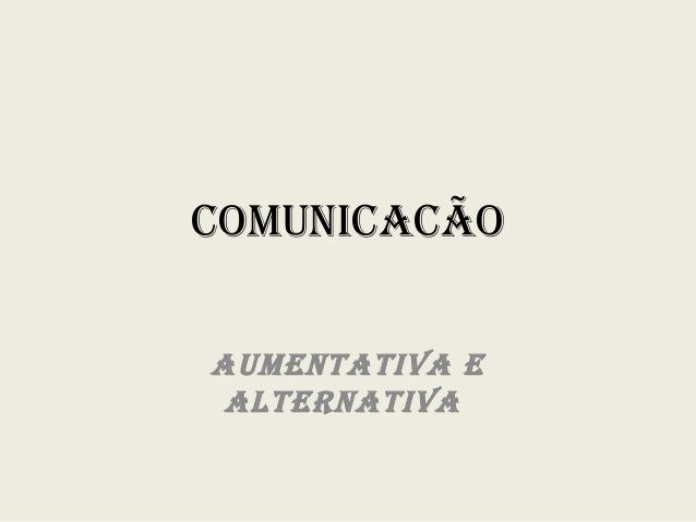 Comunicacãƒo