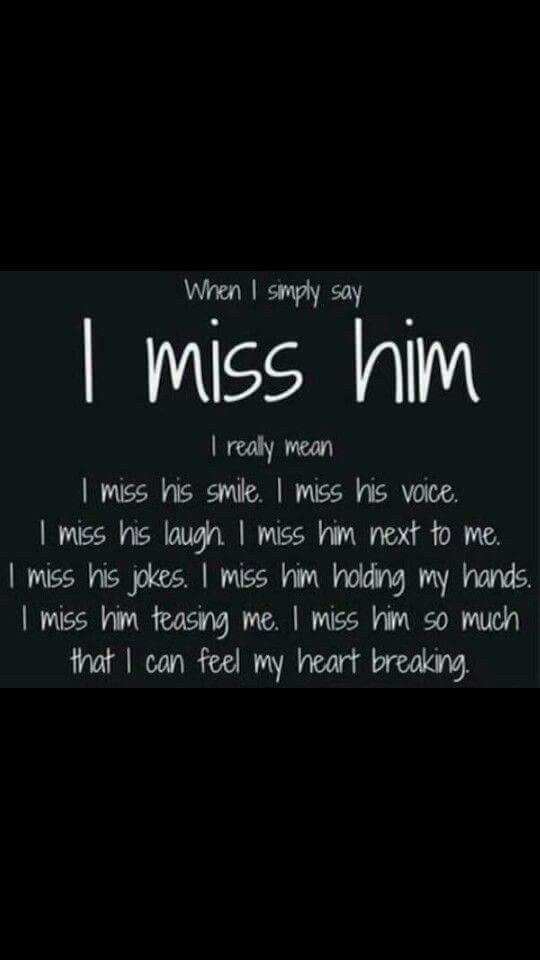 I Miss You So Much Daddy I Love My Man Xoxo Miss You