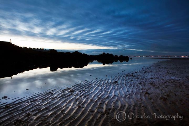 Amazing light this evening / night so got down to seapoint with the dog for a few hours, happy with the results :-)