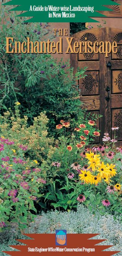 The Enchanted Xeriscape - A guide to Water-wise Landscaping
