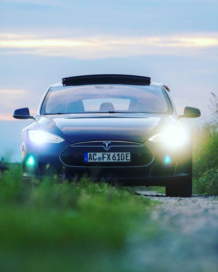 Ein richtig hammer Foto von dem Tesla Model S. Das ist zwar leider nicht meiner,…