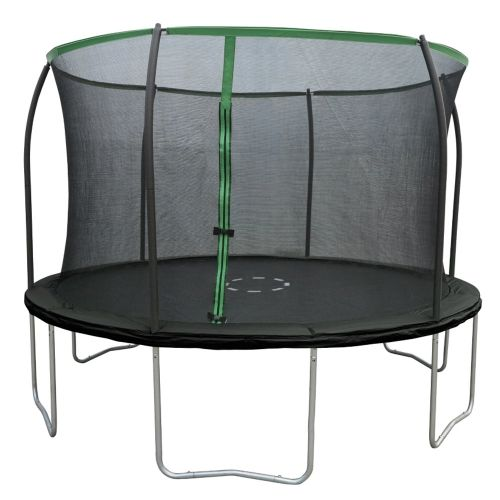 12ft Trampoline and Enclosure