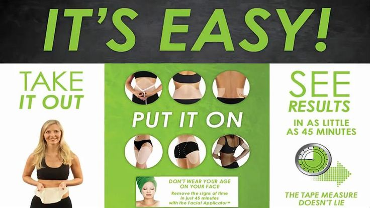 "It Works Body Wraps are all over social media.  They claim to firm, tone, tighten, slim & firm in as little as 45 minutes.  But, do they work?  Find out for yourself for FREE!  Come by my Facebook page and ""Like"" it.  I have many wrap giveaways!  https://www.facebook.com/ShrinkThatBellyFat"