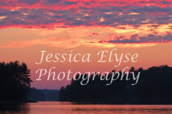 red purple and orange clouds over vibrant by jessicaelysephotos, $30.00
