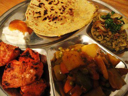 Recepten uit de Indiase keuken (let op niet alle recepten zijn vegetarisch)