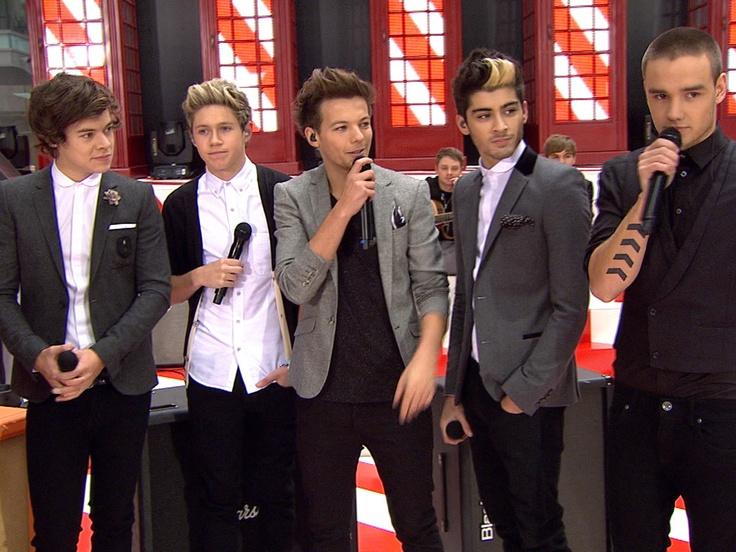 Such beautiful boys! <3