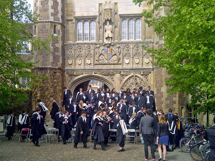 Image result for cambridge students graduation