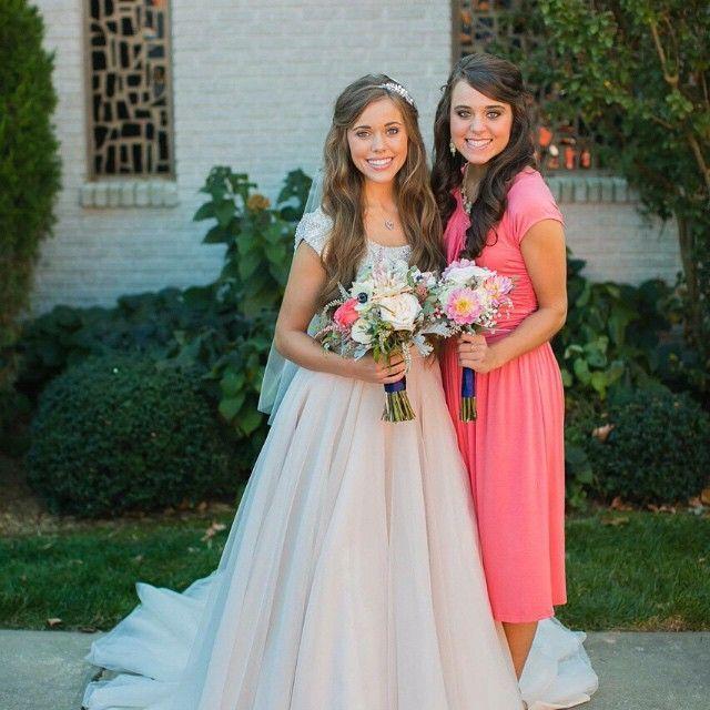 156 Best Images About Duggar Weddings On Pinterest Jill
