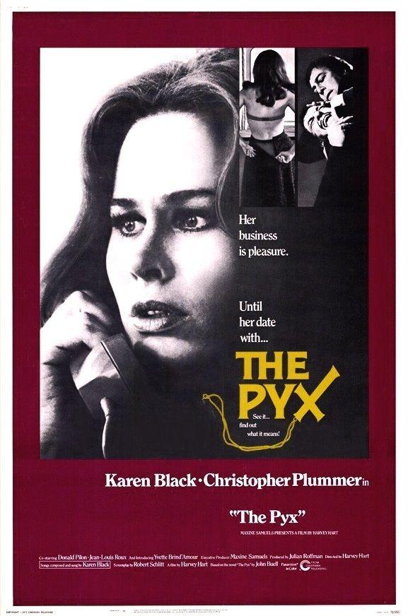 1975 SATAN WAS A LADY VINTAGE ADULT FILM MOVIE POSTER PRINT 54x36 9 MIL PAPER