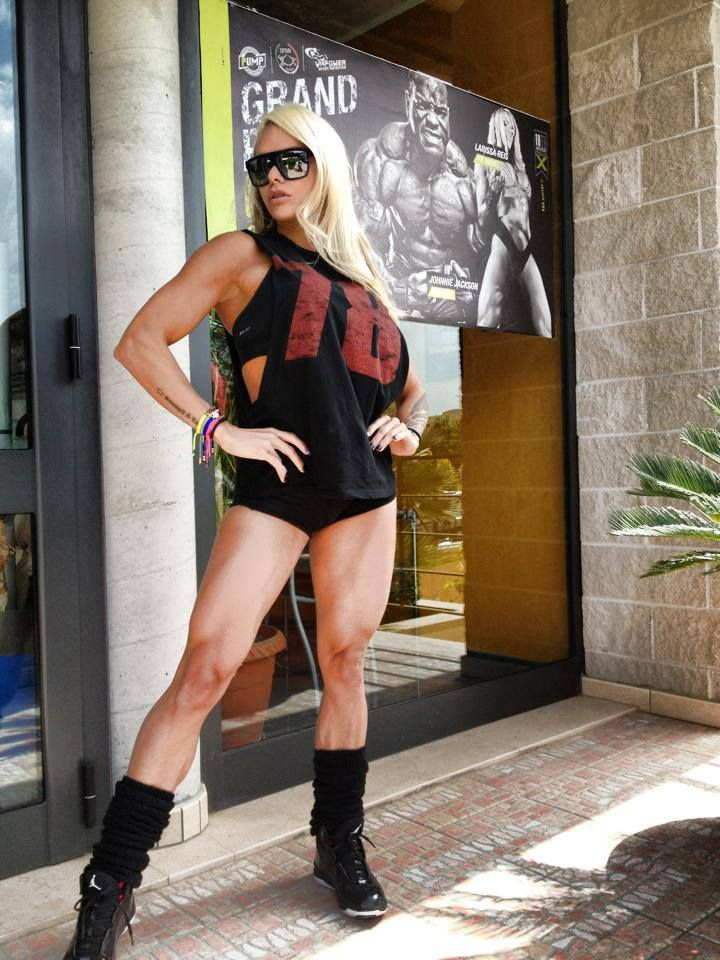 Larissa Reis - Fitness Female Models