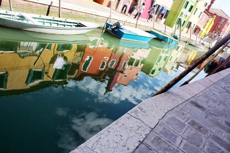 """2013 Photo Contest Winner! The colors of Burano. Italy. """"Like"""" this photo on the #GEO Facebook page to vote for the grand prize winner. Voting ends September 3, 2013. Vote for this photo here: https://www.facebook.com/photo.php?fbid=659699060709147=a.659698110709242.1073741828.370890516256671=3"""