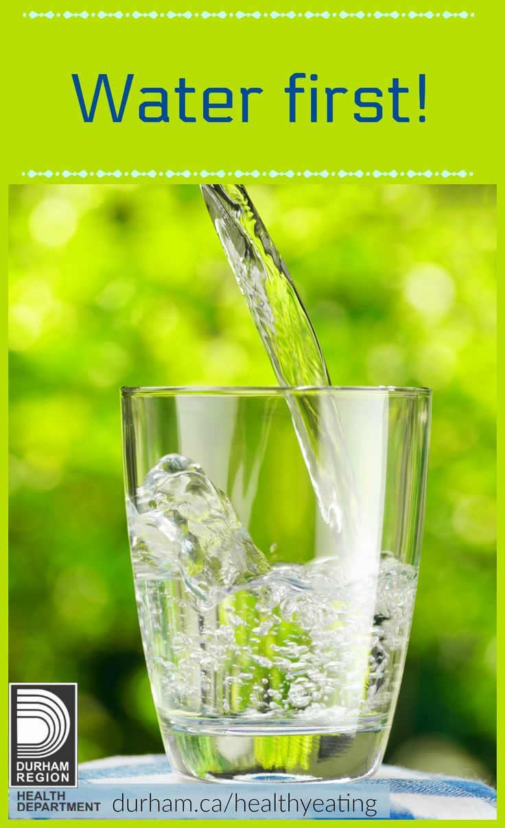 In the heat of summer don't forget the best thirst quencher, water! The best choices are drinks without added sugar. If you want a taste of flavour, try adding cut up lemons, limes, watermelon or other fruit to your water.