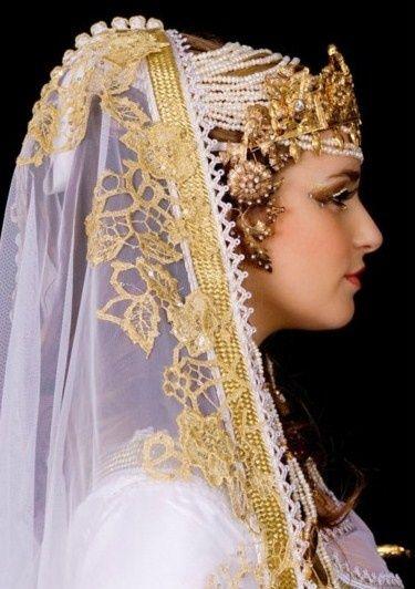 Caravan of Beads, North Moroccan bride