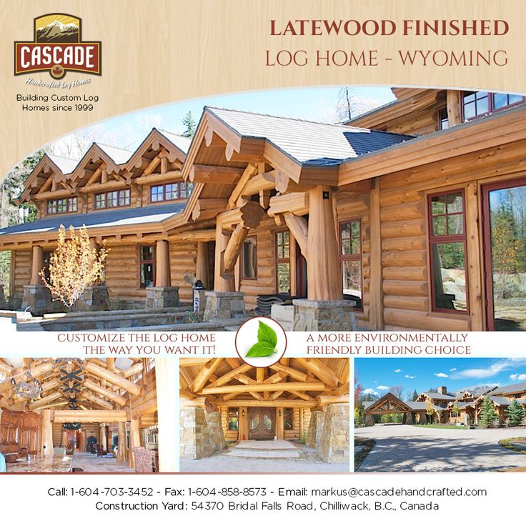34 best about cascade handcrafted log homes images on pinterest