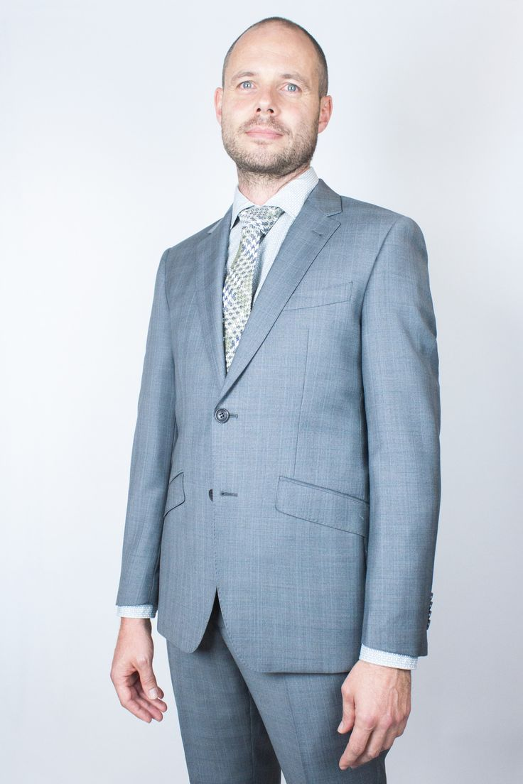Grey Green Check Suit Mandatory Menswear