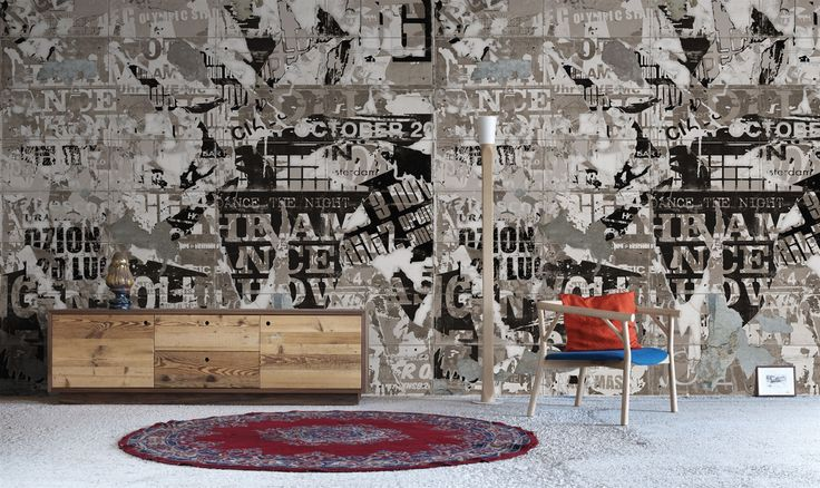carta da parati industrial : 1000+ images about Exclusive wallpaper on Pinterest Cotton linen ...