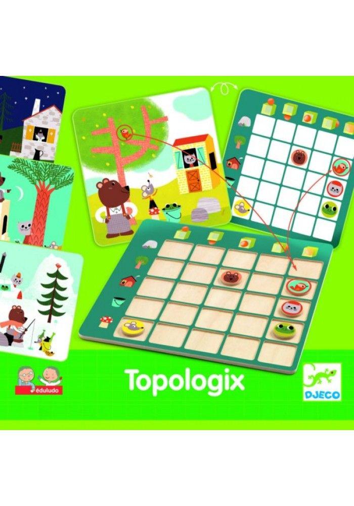 Djeco Topologix