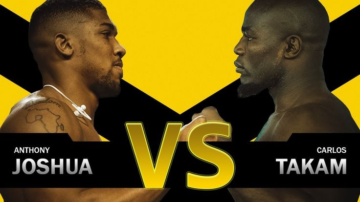 Anthony Joshua Vs Carlos Takam: Amosun, Dalung & Lai Mohammed To Cheer Joshua