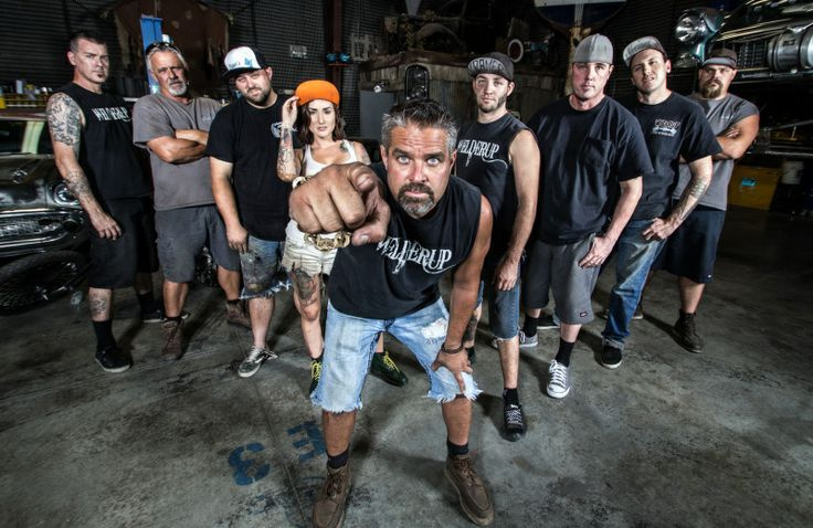 Taking a gamble on Vegas Rat Rods reality show