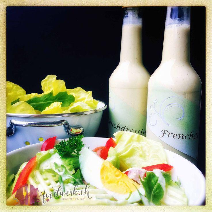 Salatdressing rezepte french