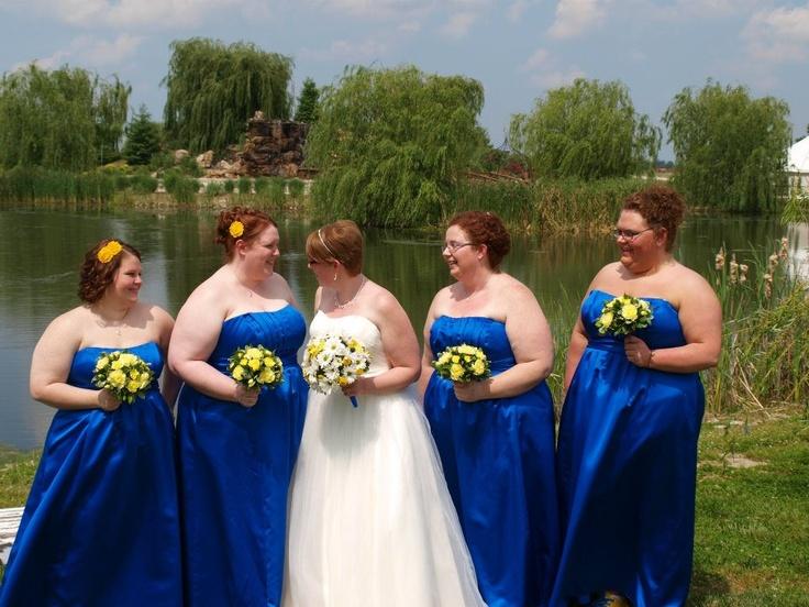 Kelly Pannier &amp- Jason Smith Wedding - May 2012 - Horizon Blue ...