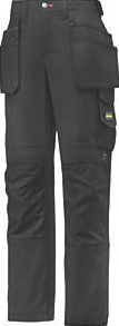 Snickers 3714 Holster Ladies Trousers Size 12-14 31 waist. Multi-pocket ladies work trousers. Workwear gusset in the crotch and a low, shaped waistband for a comfortable yet durable fit. 100% Cordura reinforced knees. http://www.comparestoreprices.co.uk/january-2017-9/snickers-3714-holster-ladies-trousers-size-12-14.asp