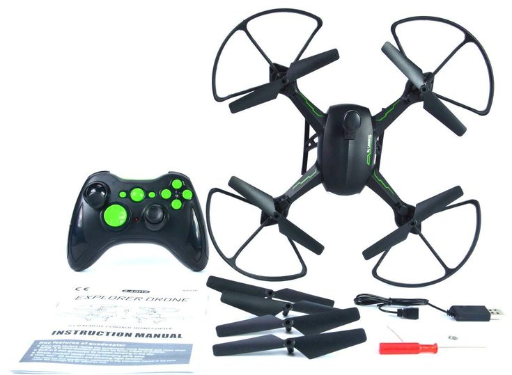 Drones For Kids EXPLORER FX121 DRONE With30 MP HD Camera
