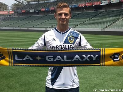 Robbie Rogers: First Openly Gay Major League Soccer Player