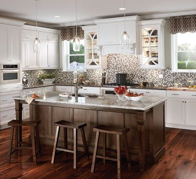 add an island to your existing kitchen without having it