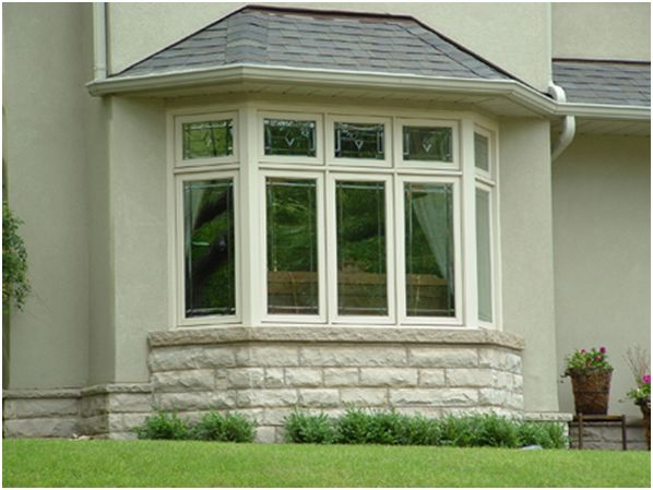 The 25 best ideas about bay window exterior on pinterest for Bay window design ideas exterior