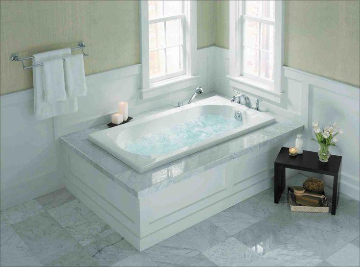 25 melhores ideias de banheiras de hidromassagem no for Garden tub vs standard tub
