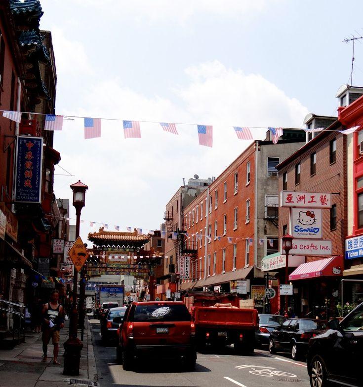 Philadelphie Road Trip Voyage   Philly Chinatown