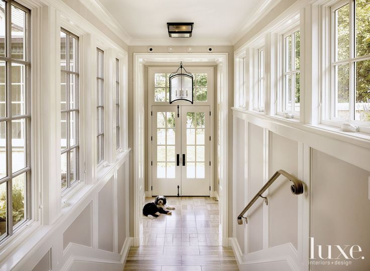 20 Window Designs for the Best Natural Lighting | LuxeDaily - Design Insight from the Editors of Luxe Interiors + Design