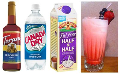 How To Make An Italian Cream Soda