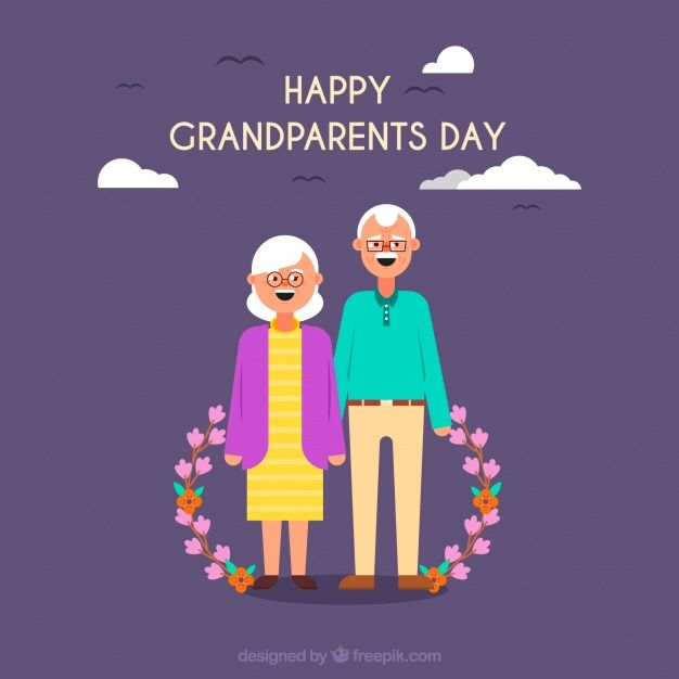 Grandparents background with flowers #Free #Vector  Background #People #Flowers #Love #Family #Cute #Celebration #Happy #Couple #Person #Backdrop #Celebrate #Old #Happyfamily #Lovebackground #Oldpeople #Grandmother #Day #Lovecouple #Elderly